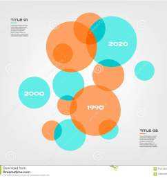 bubble chart with elements venn diagram infographics for three circle design vector and marketing can be [ 1300 x 1222 Pixel ]