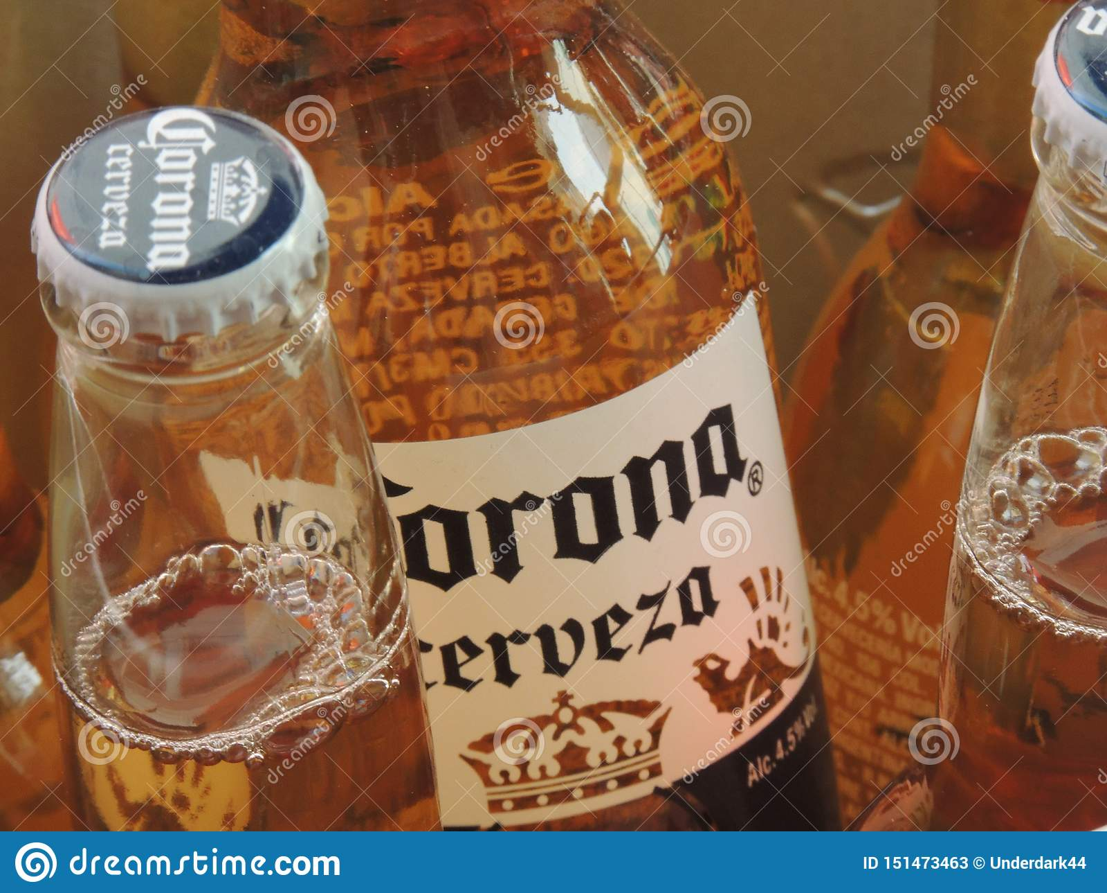 beer corona cerveza bottle
