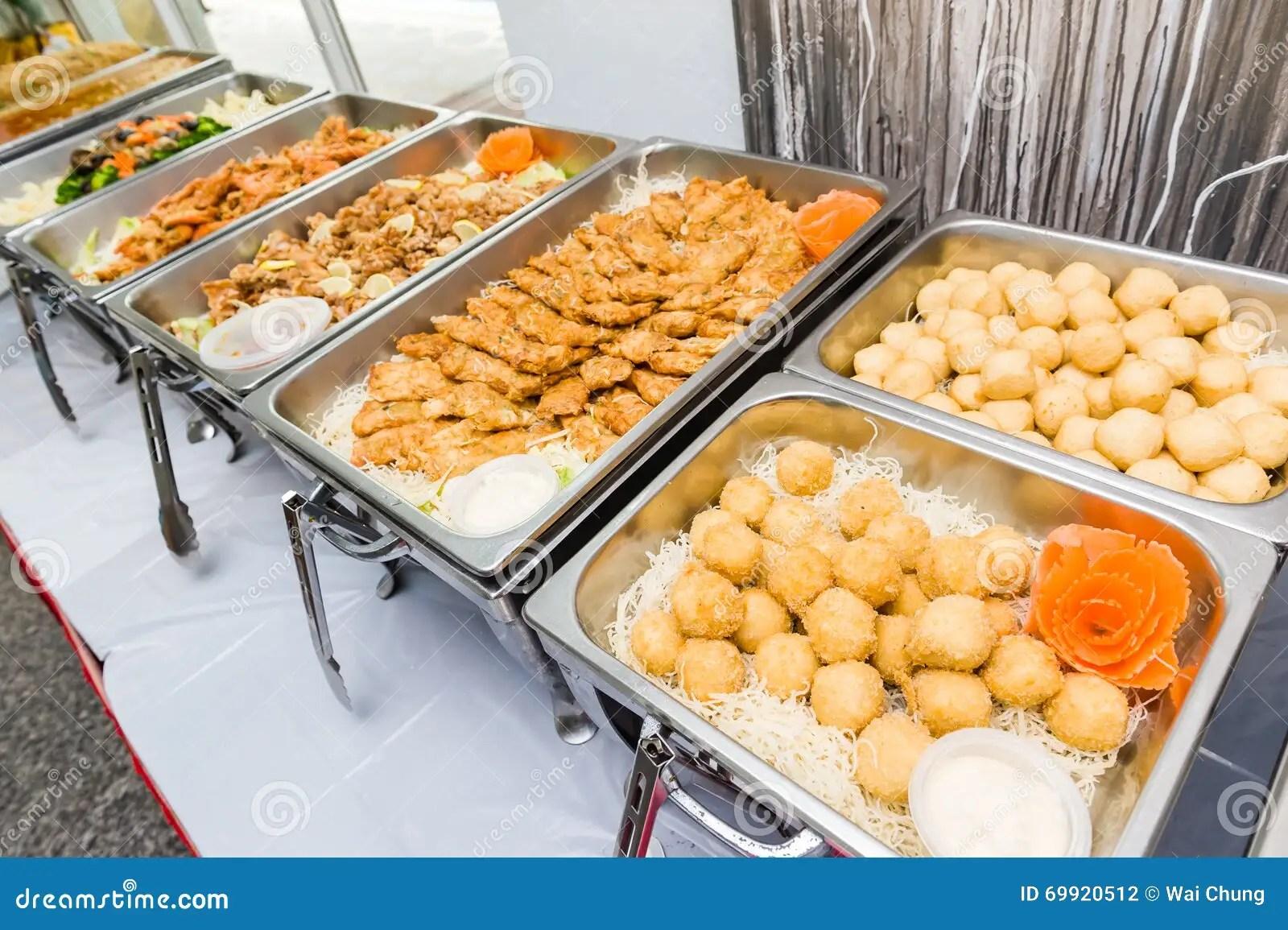 Buffet Chinois De Cuisine Asiatique Photo stock  Image du dlicieux sain 69920512
