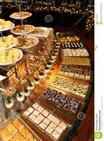 Thanksgiving Buffet Table Food Display Ideas