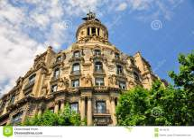 Barcelona Spain Architecture Building