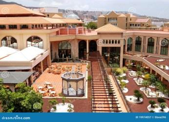hotel luxury building restaurant outdoor spain modern royalty