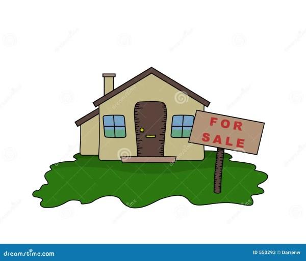 bungalow stock illustration