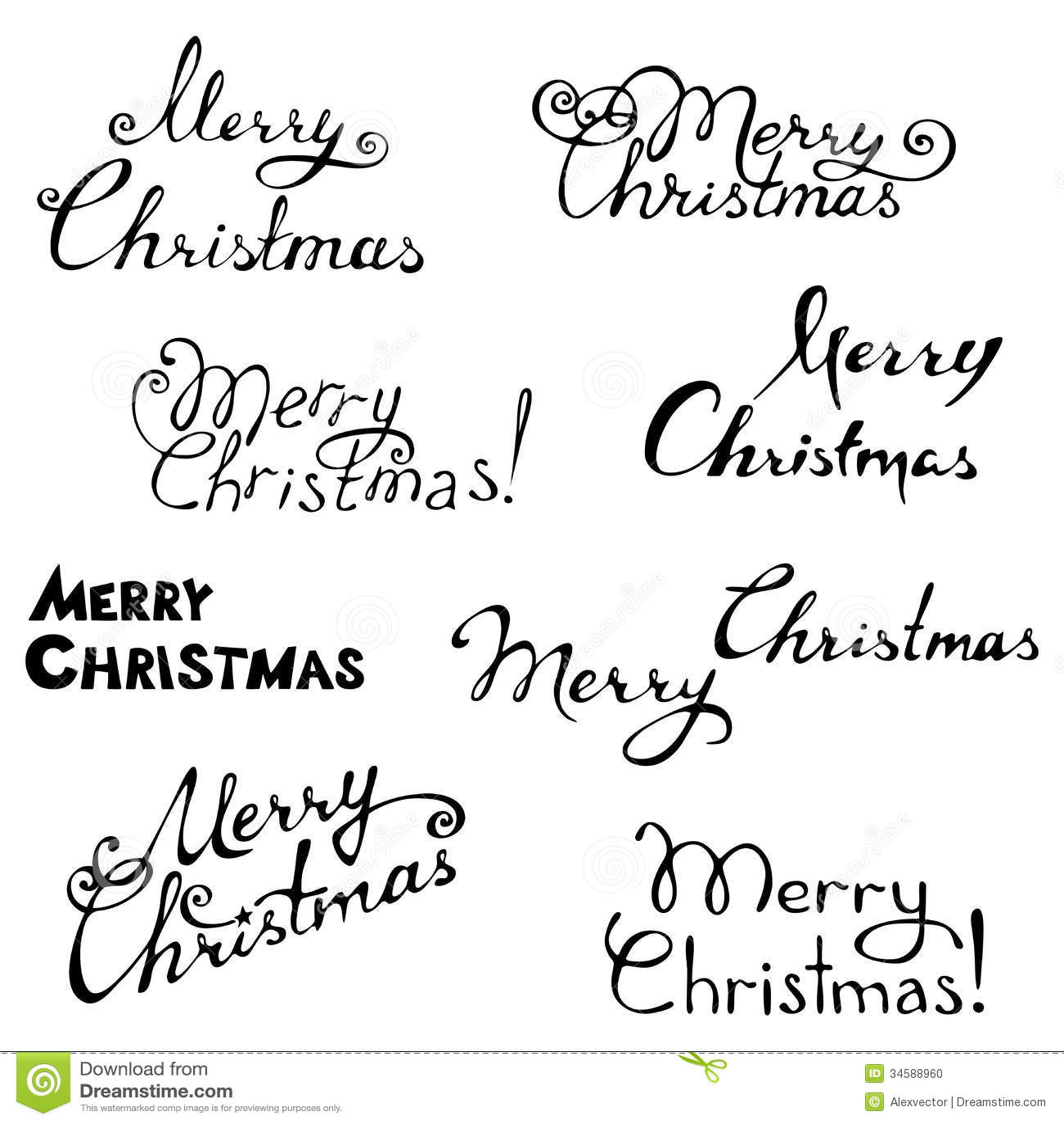 Buon Natale Illustrazione Vettoriale Illustrazione Di