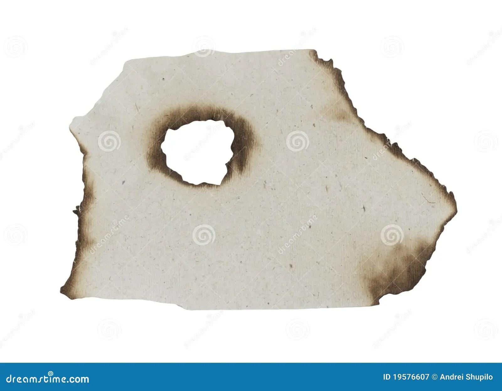 Burnt edges paper stock image. Image of stationary. vintage - 19576607