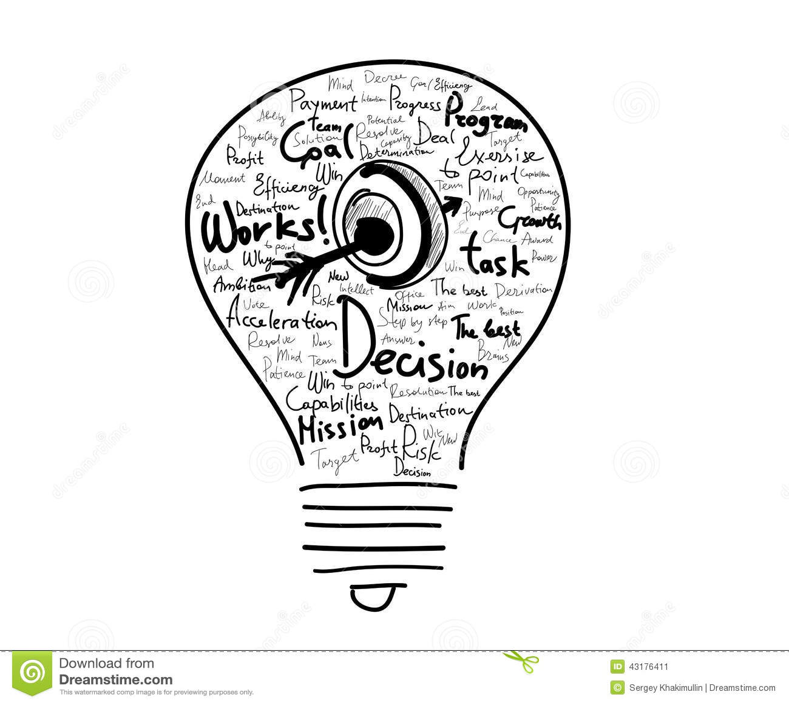 Business Ideas Stock Photo