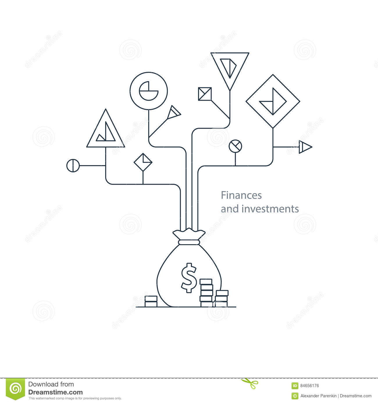 Business Plan, Start Up Investment, Finance Education Tree