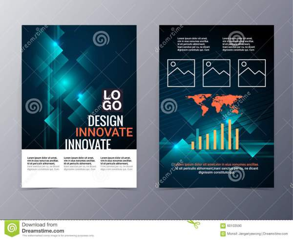 Technology Brochure Design