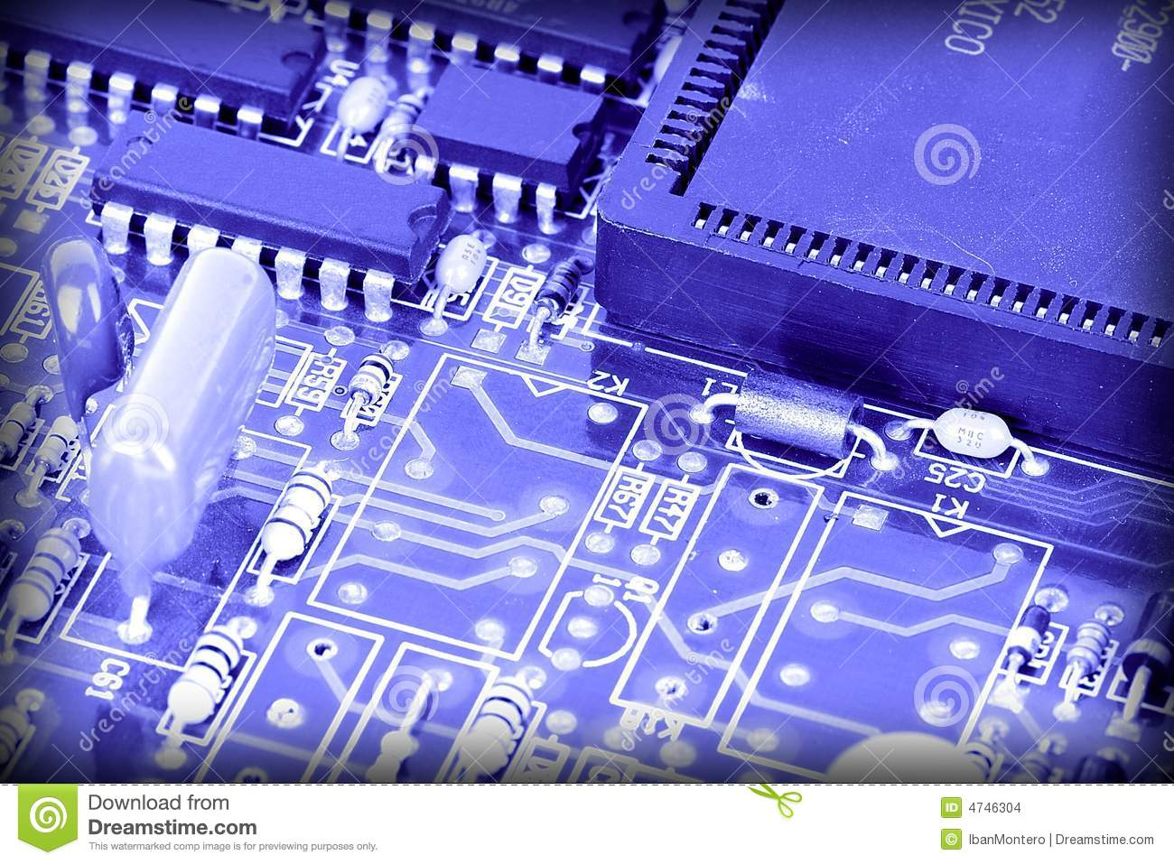 Circuit Board Digital