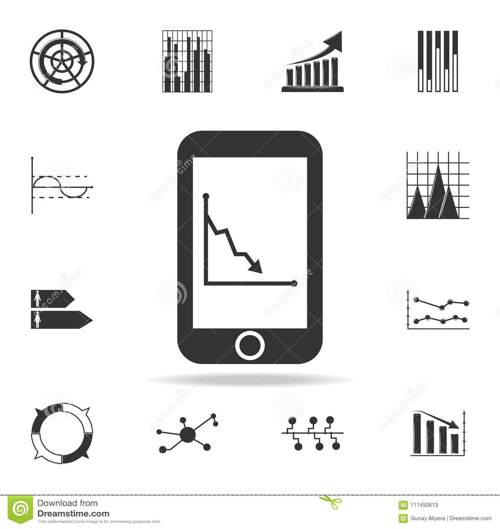 Business Icon Set Software And Web Development Marketing