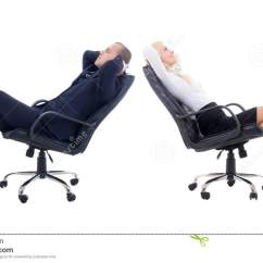 Best Chairs For Sex Rolling Office Chair Cover Business Woman And Man Sitting On