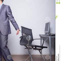 Office Chair Vector Cheap Accent Chairs Under 50 Businessman Handcuffed To His Chair, Walking Away Royalty Free Stock Photo - Image: 31695925