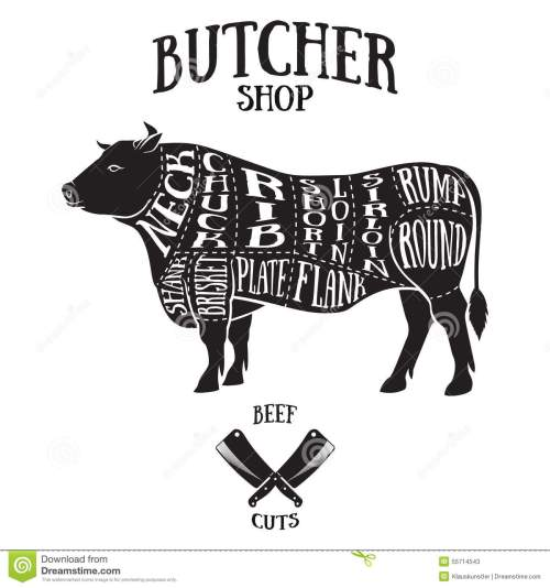 small resolution of butcher cuts scheme of beef