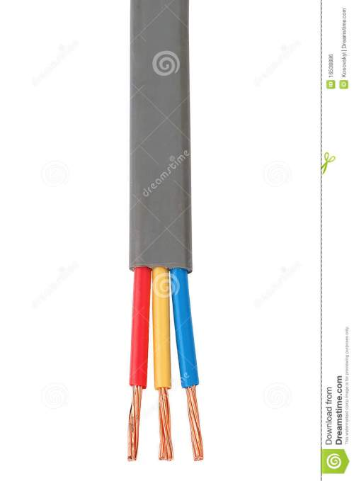 small resolution of cable used in electrical wiring system