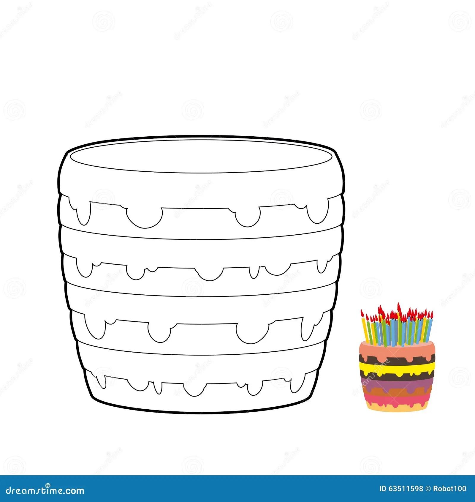 Free Birthday Cake Clipart