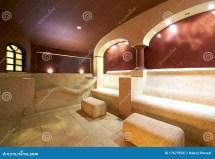 Caldarium Aroma Steamroom Sauna Stock - 17673554