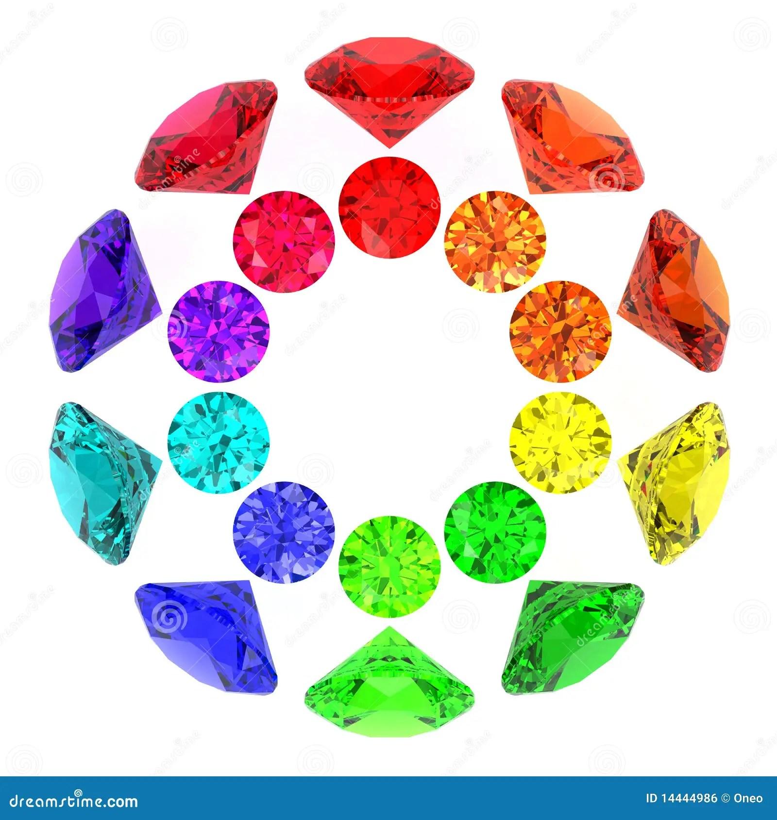 Las Piedras De Es Color Preciosas
