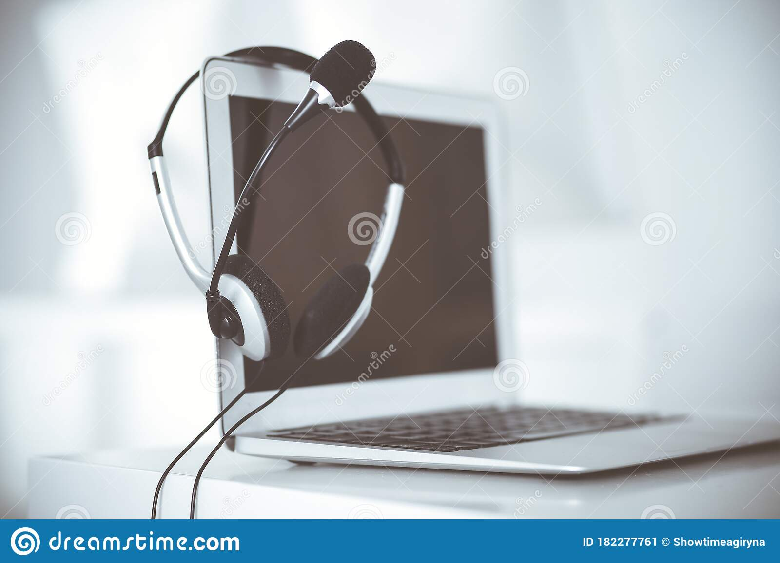 Call Center And Communication Support Customer Service