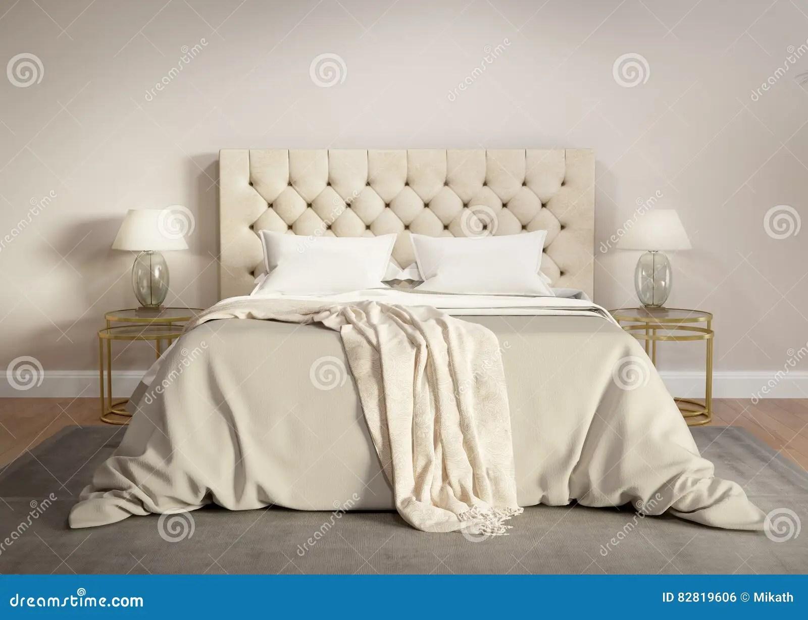 Camera Da Letto Beige : Camera da letto grigia camera da letto moderna di stile con i