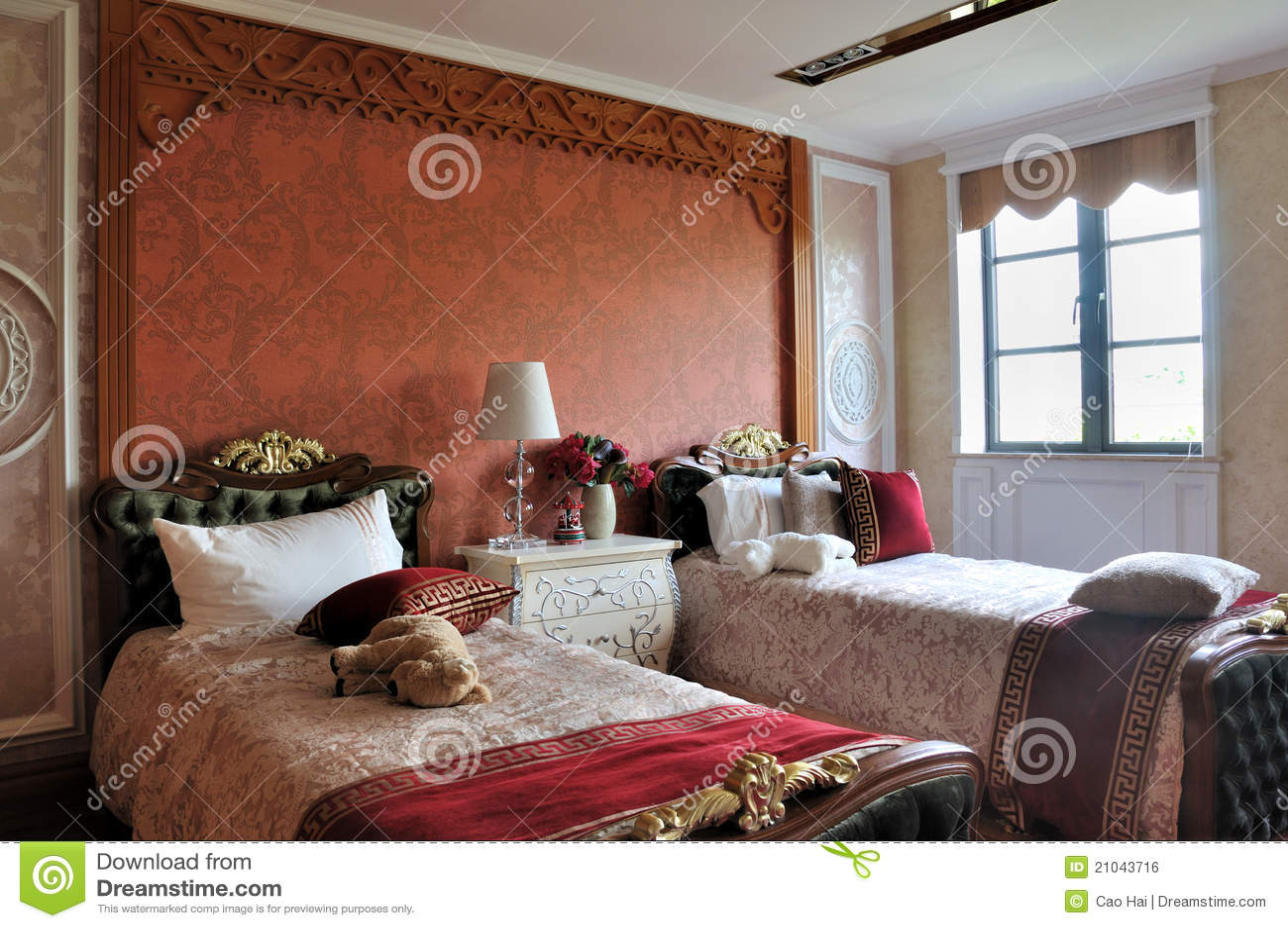 Camere Da Letto Lussuose Per Ragazze : Camera da letto per due bambini target camerette teti arredamenti