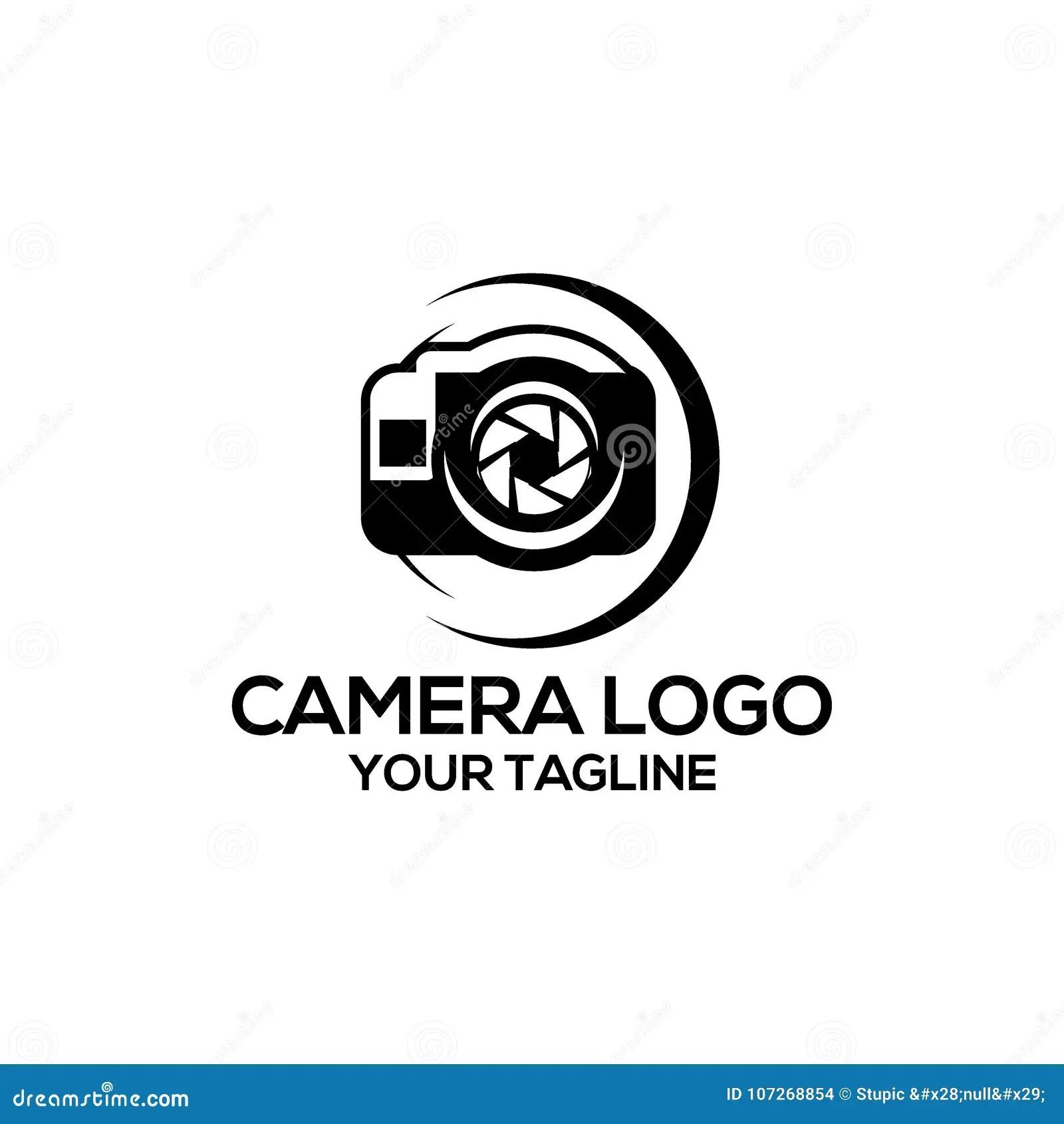 Camera Logo Vector Art Logo Template And Illustration