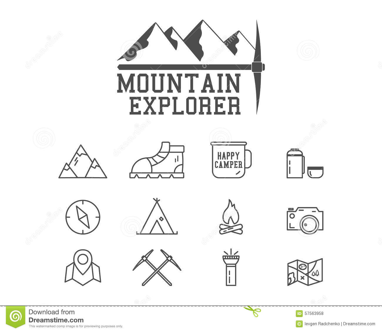 camping mountain explorer camp