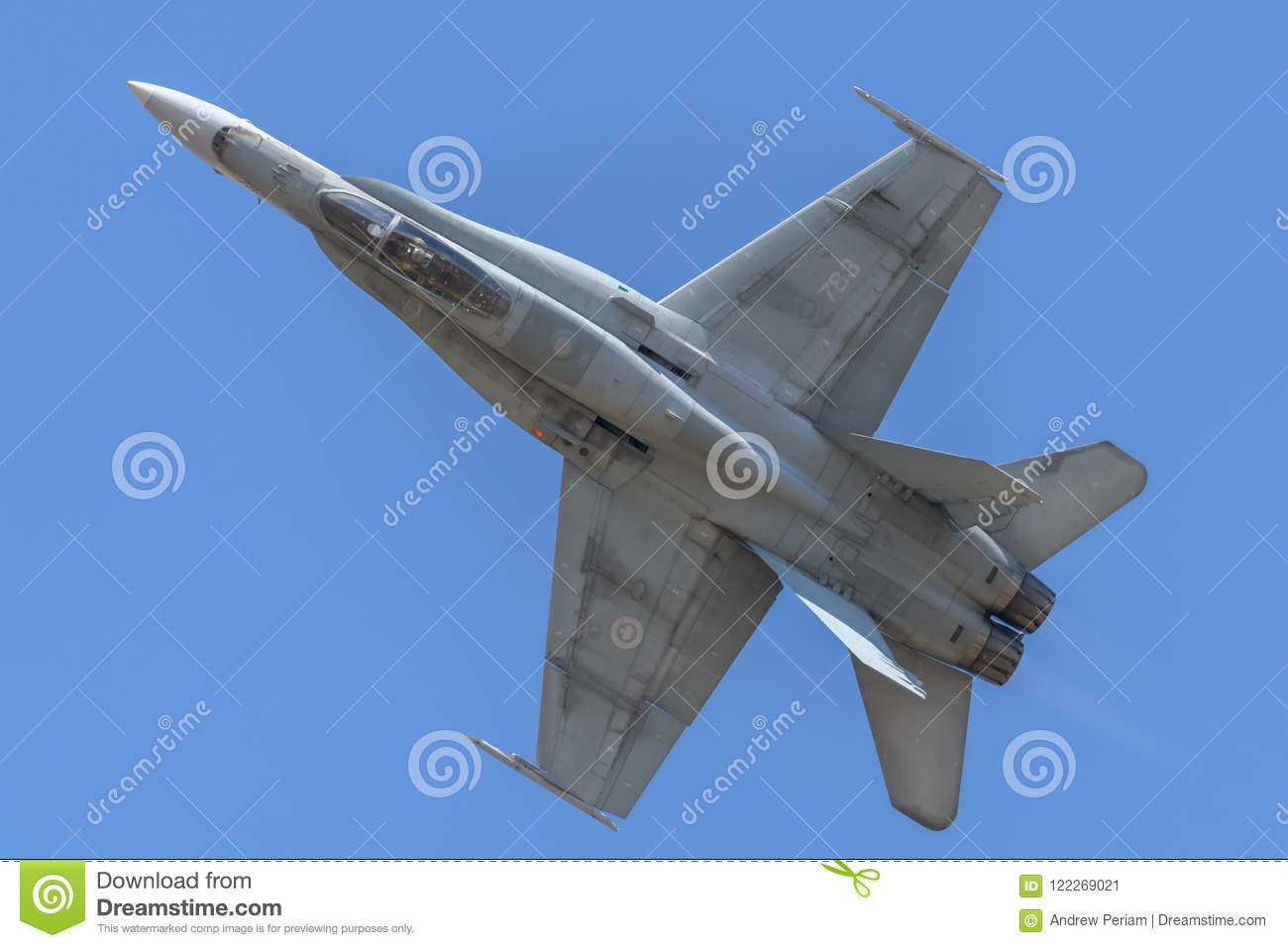 hight resolution of canadian f18 hornet jet aircraft