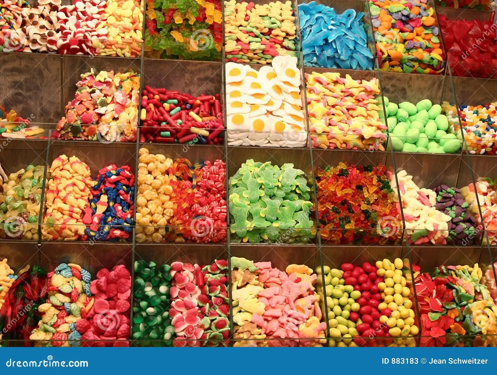 candies stock image image