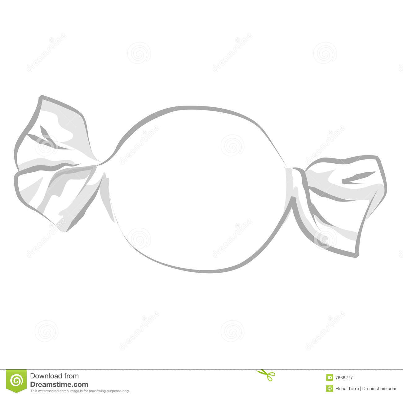 Candy vector stock vector. Image of candy, delicious, food