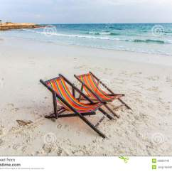 Canvas Beach Chair Anthro Ergonomic Verte At The Stock Photo Image Of Holidays