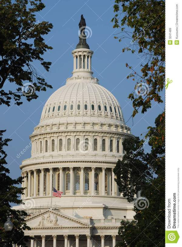 Capitol Building Royalty Free Stock - 3241489