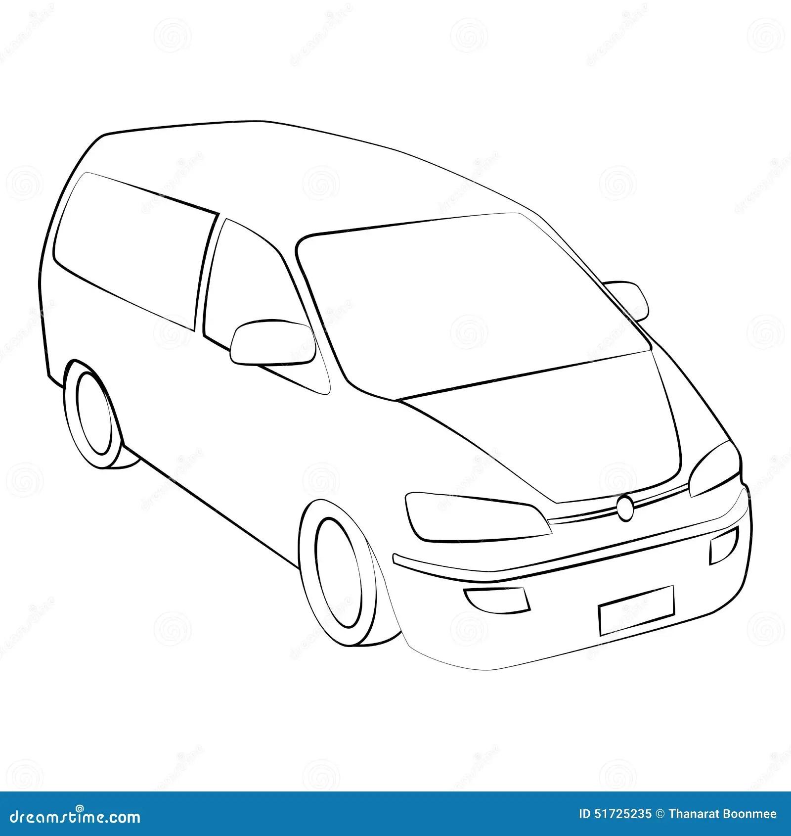 Car White Background