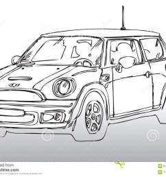 car drawing mini stock illustrations 961 car drawing mini stock illustrations vectors clipart dreamstime [ 1300 x 1009 Pixel ]