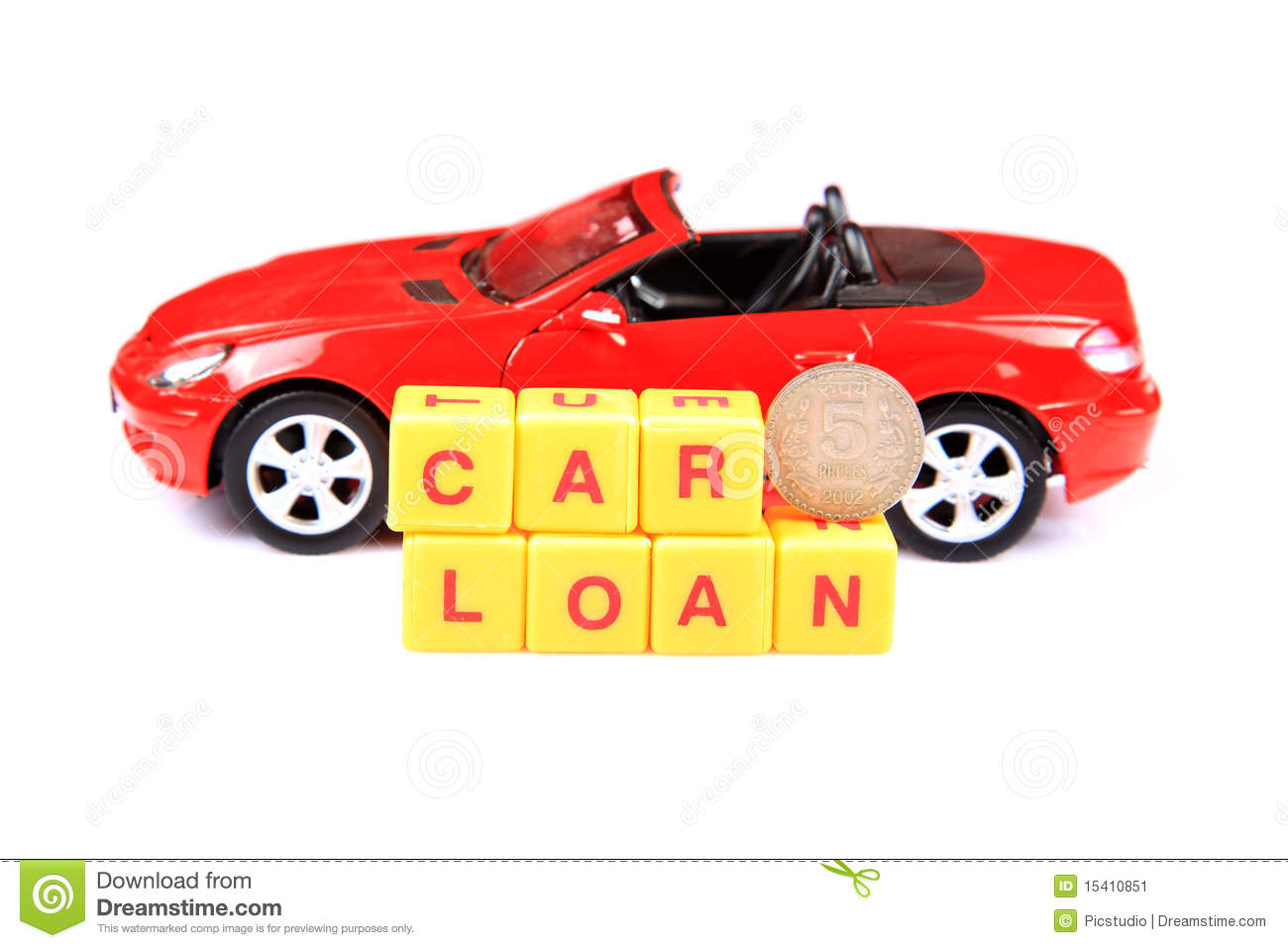 Used car loan value