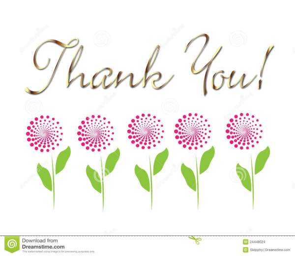 Card thank you! vector stock vector Image of drawing