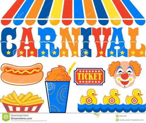 small resolution of carnival clipart eps