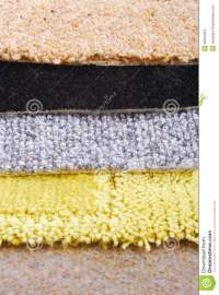 Carpet Selection Stock Photo - Image: 38950054