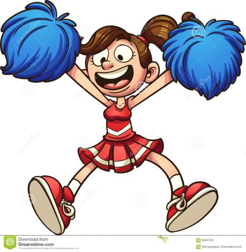 small resolution of cheerleader stock illustrations 2 398 cheerleader stock illustrations vectors clipart dreamstime