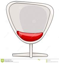 Cartoon Home Furniture Chair Royalty Free Stock Photo ...