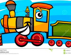 Train Cartoon Images Stock Pictures Royalty Free Train