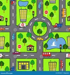 Cartoon City Map Stock Illustrations 10 615 Cartoon City Map Stock Illustrations Vectors & Clipart Dreamstime