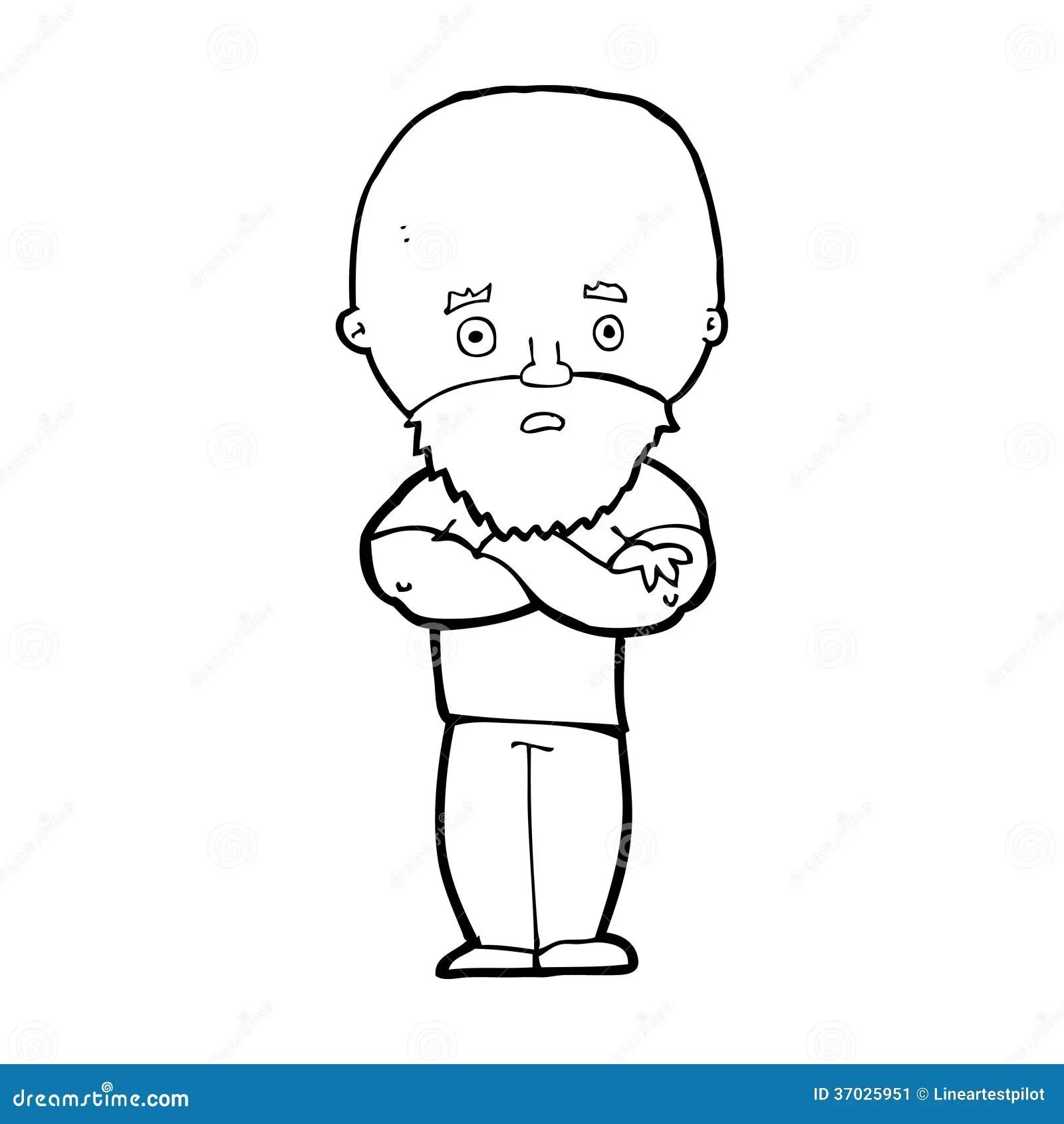 Ugly Fat Bald Guy