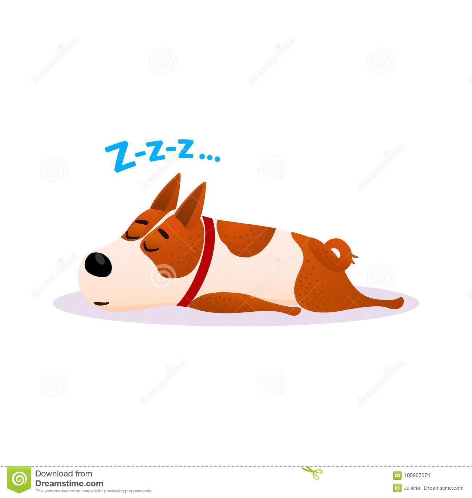 hight resolution of cartoon sleeping dog stock illustrations 1 199 cartoon sleeping dog stock illustrations vectors clipart dreamstime