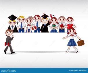 student cartoon card allievo fumetto scheda beeldverhaal studentenkaart het vector royalty