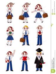 cartoon student icon drawing dreamstime
