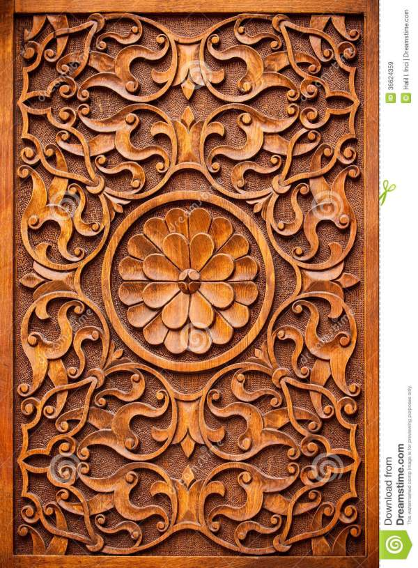 Carving Wood Royalty Free Stock - 36624359