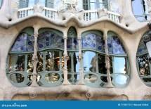 Barcelona Art Nouveau Building
