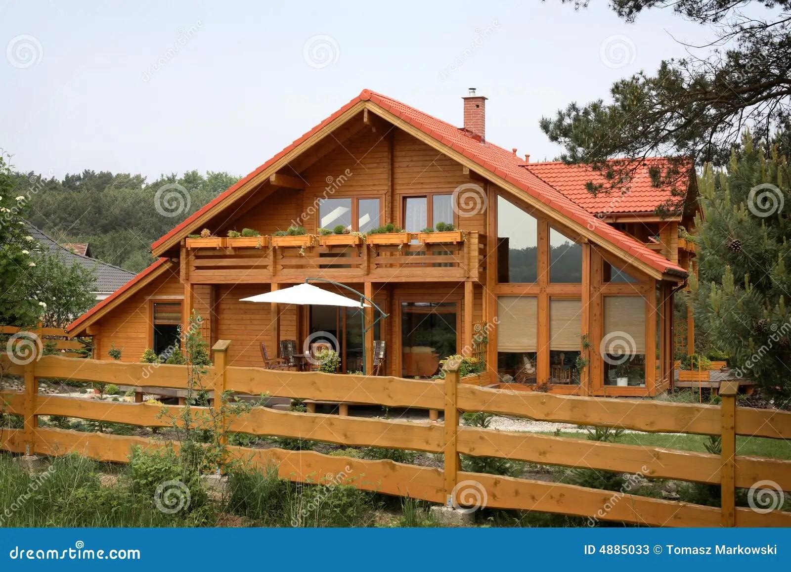 Casa de campo rstica imagem de stock Imagem de arborizado  4885033