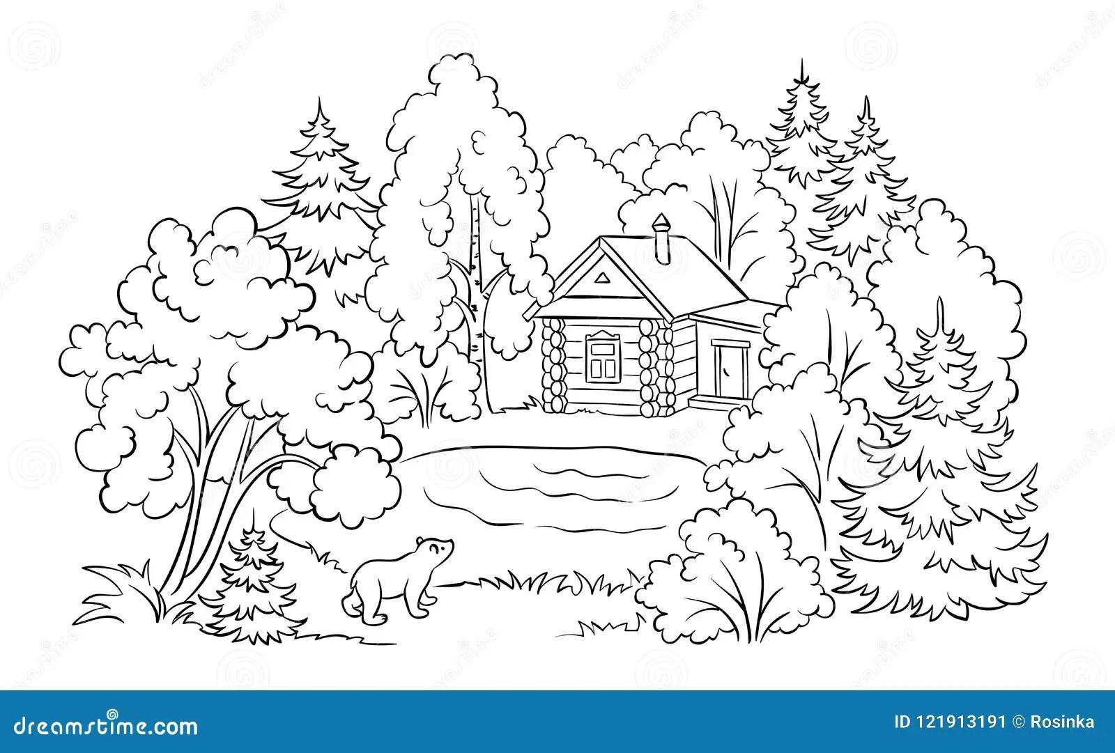 Casa Vicino Ad Un Lago