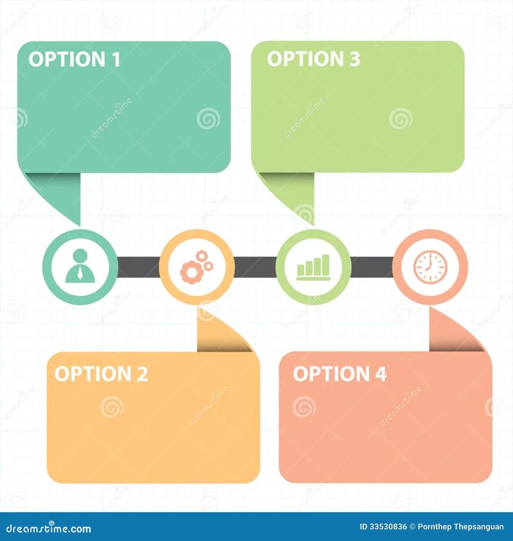 medium resolution of download casella di testo con la linea diagramma di strategia aziendale illustrazione vettoriale illustrazione di